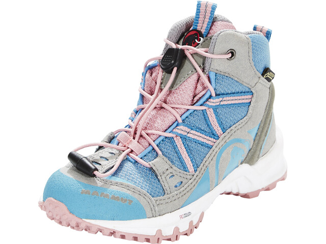 Mammut Nova Mid GTX Shoes Kids neutral grey-cloud